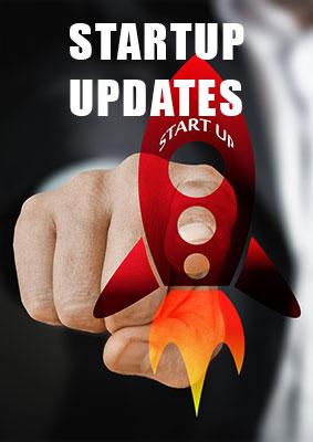 STARTUP UPDATES